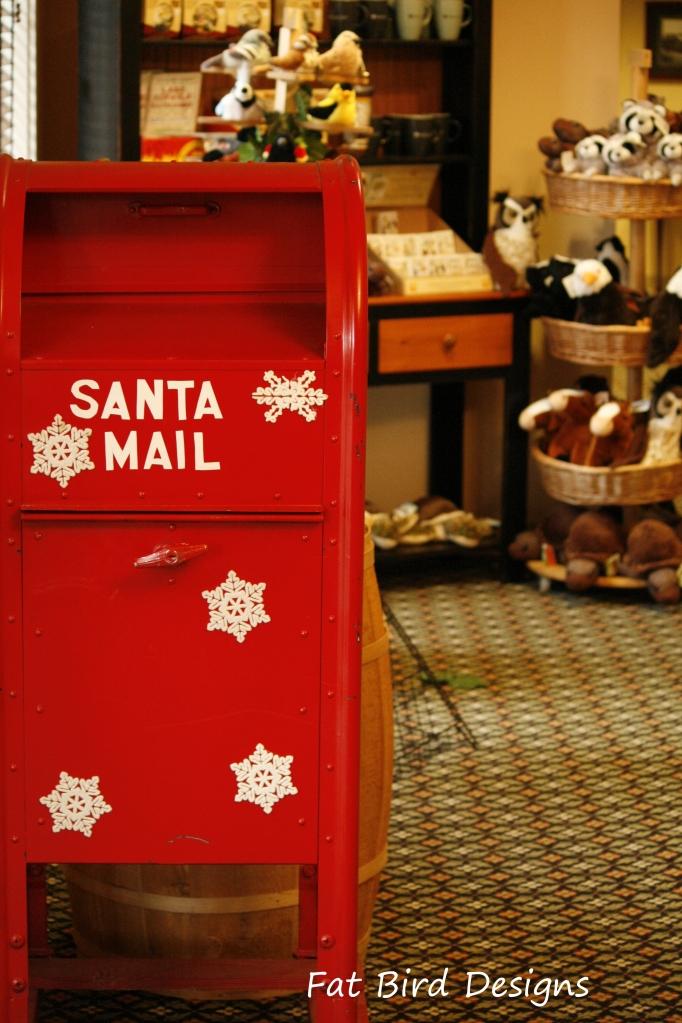 Santa's Mail box