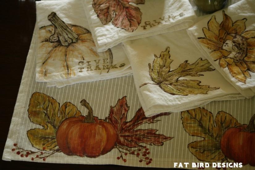 fall table 8
