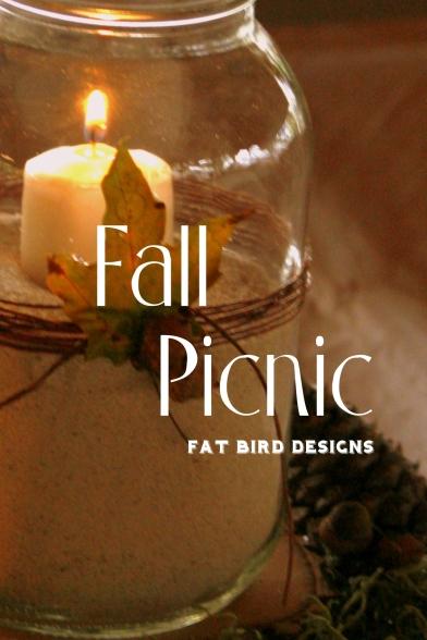 Fall Picnic by Fat Bird Deisigns