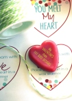 diy WAX WARMER HEARTS