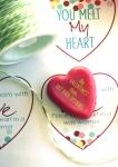 diy WAX WARMER HEARTS