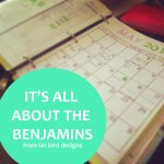It's All About the Benjamins