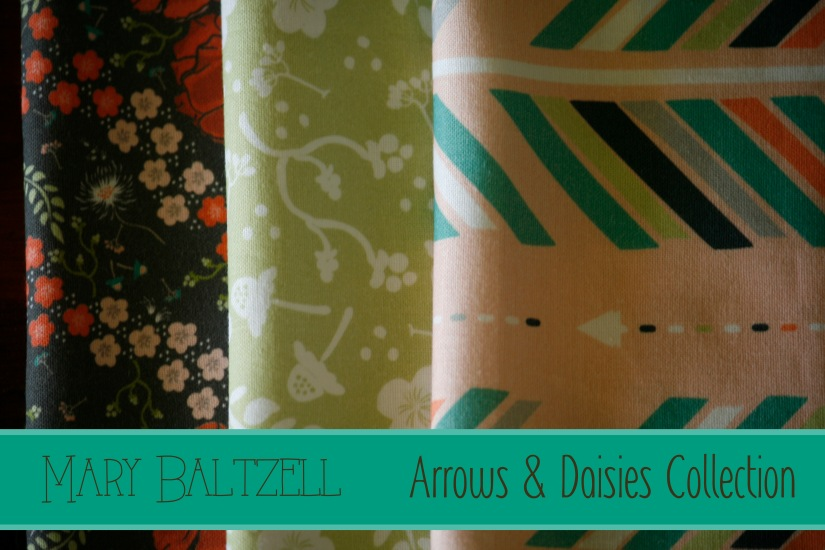 Arrows & Daisies Fat Bird