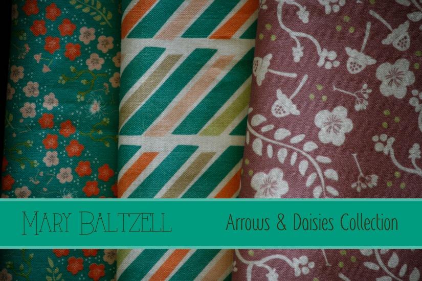 Arrows and Daisies Fat Bird Designs